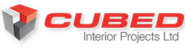 CUBED Interior Projects Ltd Logo for mobile